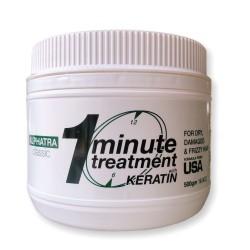 Kem Ủ Tóc 1 Phút - 1 Minute Treatment Keratin Alphatra Classic - 500g