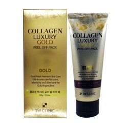 Mặt Nạ Vàng Collagen Luxury Gold 3W Clinic 100g