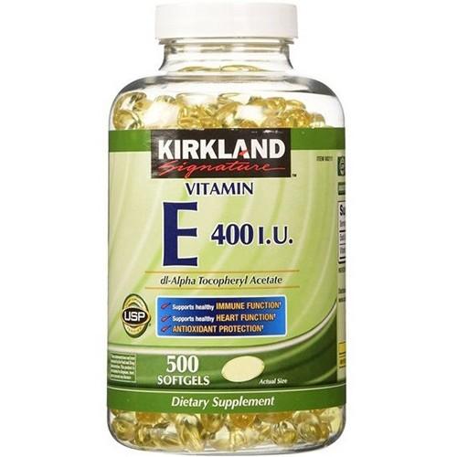 Vitamin E 400 I.U Kirkland