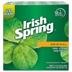 Xà Bông Cục Irish Spring Original