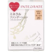 Phấn Phủ Shiseido Integrate Be Happy With The Power Of Mineral SPF16 PA+