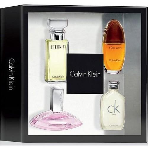 Nước Hoa Calvin Klein - 4 Chai