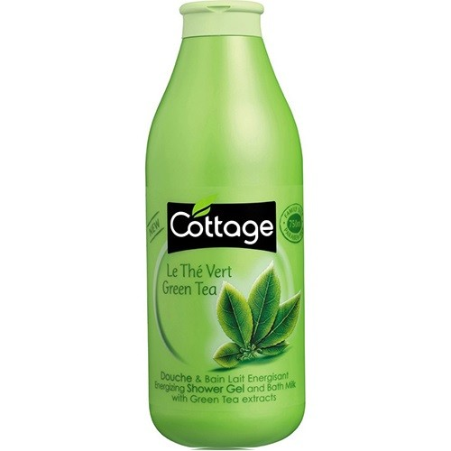 Sữa Tắm Cottage Green Tea - 750ml