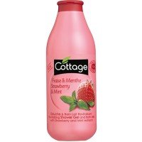 Sữa Tắm Cottage Strawberry & Mint - 750ml