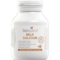 Bio Island Milk Calcium Bổ Sung Canxi
